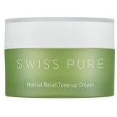 Крем для проблемной кожи Swisspure Herbal Relief Tone-Up Cream