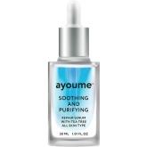 Успокаивающая сыворотка для проблемной кожи Ayoume Tea Tree Soothing And Purifying Serum