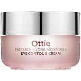 Крем для глаз с гиалуроновой кислотой Ottie Emitance Hydra Moisturize Eye Contour Cream