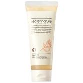 Пенка для умывания лица с экстрактом персиковых косточек Secret Nature Peach Pit Mild Deep Cleanser