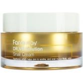Крем с улиточным муцином FarmStay Dr V8 Solution Snail Cream
