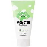 Пенка для умывания Etude House Monster Foam Cleanser