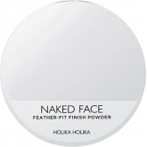 Рассыпчатая пудра Holika Holika Naked Face Feather-Fit Finish Powder
