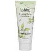 Пенка для умывания с экстрактами трав Soleaf Healing Herb Cleansing Foam