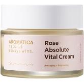 Ночной крем с экстрактом розы Aromatica Rose Absolute Vital Cream