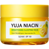 Ночная маска для лица с экстрактом юдзу Some By Mi Yuja Niacin 30 Days Miracle Brightening Sleeping Mask