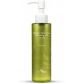 Гидрофильное масло с экстрактом зеленого чая The Skin House Natural Green Tea Cleansing Oil
