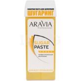 Очень мягкая паста для шуринга с ароматом мёда Aravia Professional Sugar Paste Honey