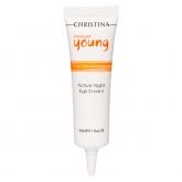 Активный ночной крем для век Christina Forever Young Active Night Eye Cream
