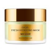 Освежающая экспресс-маска для интенсивного увлажнения кожи Zeitun Masdar Oasis Fresh Hydrating Mask
