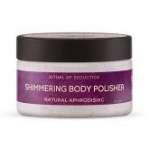 Жемчужный скраб для тела с жасмином и иланг-илангом Zeitun Ritual of Seduction Shimmering Body Polisher