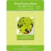 Листовая маска с травами Mijin Cosmetics Herb Essence Mask