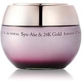 Интенсивный крем с компонентами золота и пептидами The Saem Syn-Ake Beaute de Royal Syn-Ake