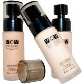 Крем тональный VOV Liquid Foundation NEW (стекло)