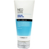 Гелевый скраб для лица The Face Shop Neo Classic Homme Cooling Scrub Gel