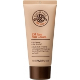 Солнцезащитный крем The Face Shop Clean Face Oil Free Sun Cream SPF35 PA++