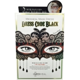Тканевая маска Mediheal Mask Dress Code_Black