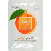 Очищающая тканевая маска Welcos Kwailnara Orange Purifying Facial Mask