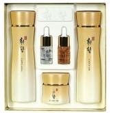 Антиэйдж-набор для ухода за кожей Deoproce Whee Hyang Anti-Wrinkle & Whitening Skin Care 5 Set