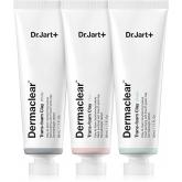 Набор масок для лица на основе глины Dr.Jart+ Dermaclear Trans-Foam Clay Trio