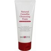 Очищающая пенка для лица Skineye Natural Camellia Cleansing Foam