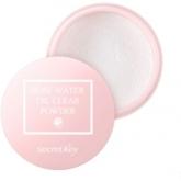 Пудра для лица Secret Key Rose Water Oil Clear Powder