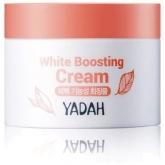 Осветляющий крем для лица Yadah White Boosting Cream