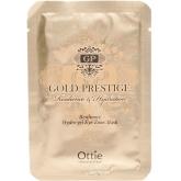 Гидрогелевые патчи для глаз с золотом Ottie Gold Prestige Resilience Hydrogel Eye Zone Mask