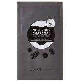 Патчи для носа против чёрных точек JJ Young Pore Nose Strip Charcoal