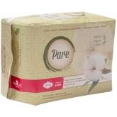 Дневные гигиенические прокладки Pure Soft Ultra