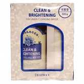 Очищающая вода с коллагеном Deoproce Clean and Brightening Collagen Cleansing Water