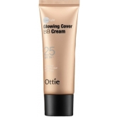 Увлажняющий ВВ-крем Ottie Spotlight Glowing Cover BB-Cream SPF25 PA++