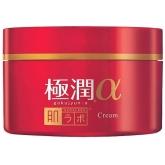 Питательный крем для лица Hada Labo Gokujyun Alpha Cream