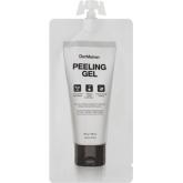 Пилинг-гель для лица с экстрактом папайи и зеленого чая DerMeiren Peeling Gel