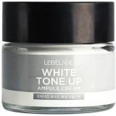 Осветляющий крем Lebelage White Tone Up Ampule Cream