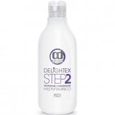 Мультивитаминный защитный эликсир при осветлении волос Constant Delight Delightex Step 2