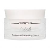 Крем для улучшения цвета лица Christina Wish Radiance Enhancing Cream