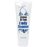 Очищающий гель для тела с экстрактом лимона Tony Moly Lemon D-Tok Body Cleanser