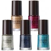 Жемчужный лак для ногтей The Saem Eco Soul Nail Collection Gemstone