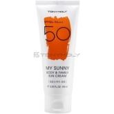 Солнцезащитный крем SPF50 Tony Moly My Sunny Body