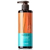 Шампунь с маслом арганы The Saem Silk Hair Argan Intense Care Shampoo