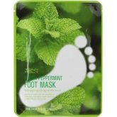 Мятная маска для ног Tony Moly Fresh Peppermint Foot Mask2