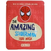 Маска для сужения пор Baviphat Dr.119 The Amazing Spiderman Pore Mask
