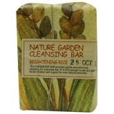 Рисовое мыло The Face Shop Nature Garden Cleansing Bar - Brightening Rice