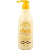 Лосьон для тела The Face Shop Honey Citron Tea Moisture Body Lotion