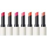 Глянцевая помада для губ The Saem Kissholic Lipstick G