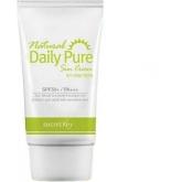 Солнцезащитный крем Sekret Key Natural Daily Pure Sun Cream SPF50+/PA+++