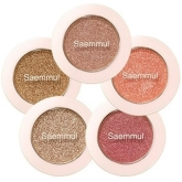 Глиттерные тени The Saem Saemmul Single Shadow Glitter