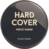 Полуматирующий кушон Holika Holika Hard Cover Perfect Cushion Set