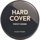 Полуматирующий кушон + рефил Holika Holika Hard Cover Perfect Cushion Set